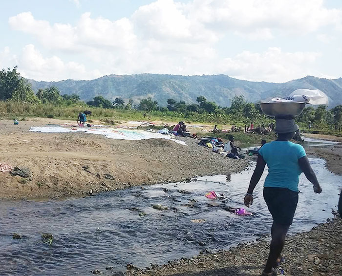 Haiti Program to Address Cholera